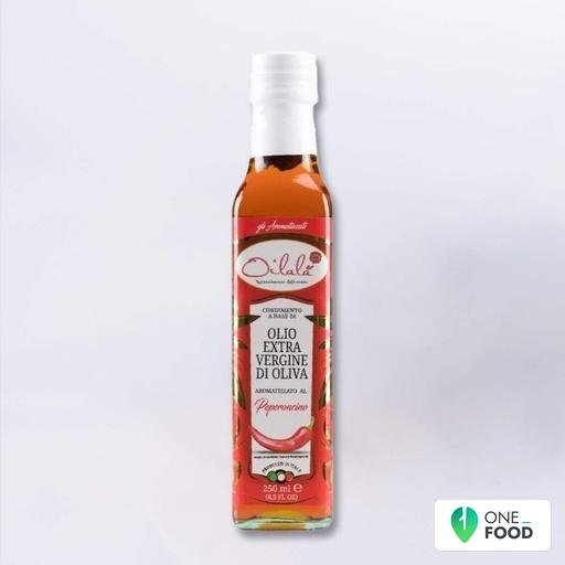Olio Extravergine Aromatizzato Al Peperoncino 1 X 250 Ml